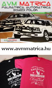 AVM Matrica - falmatricák 3c5d76731a